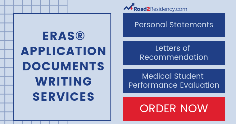 eras residency personal statement writing services